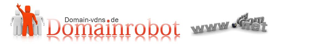 Domainrobot unter http://domain-vdns.de